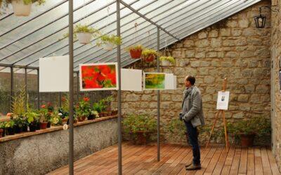 """Inaugurazione della mostra di fotografia naturalistica """"Luci e colori"""" di Marco  Branchi."""