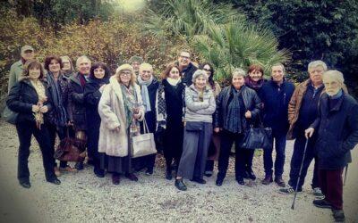Visita dell'Associazione Culturale 'Arte e Scienza'