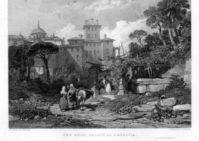Palazzo Chigi ad Ariccia 1831