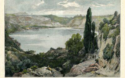 Il Grand Tour nei Colli Albani dalle origini ai primi del novecento