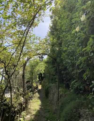 giardino - passeggiata